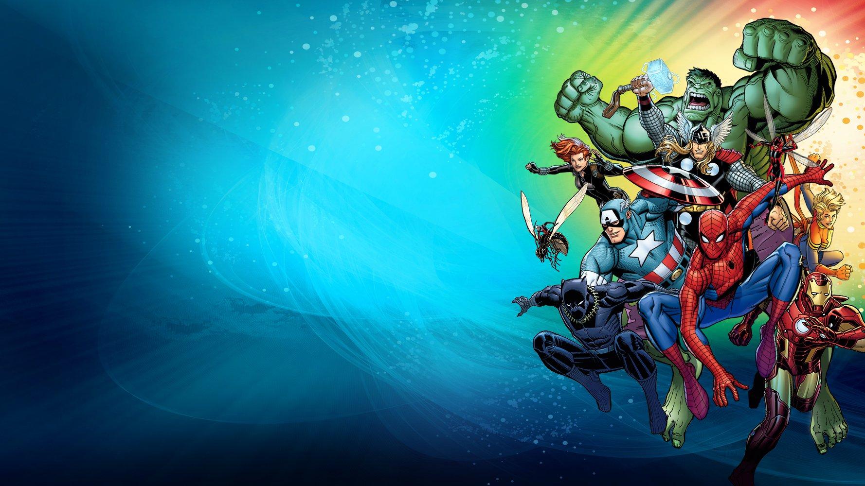 Marvel | TELUS World of Science